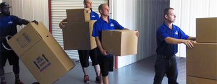 Movers Providing First Class Service
